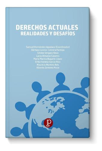 Libro Derechos Actuales, Realidades Y Desafíos