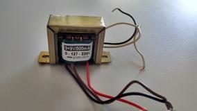 Transformador (trafo) 9 + 9v/500ma Gilsom Bivolt