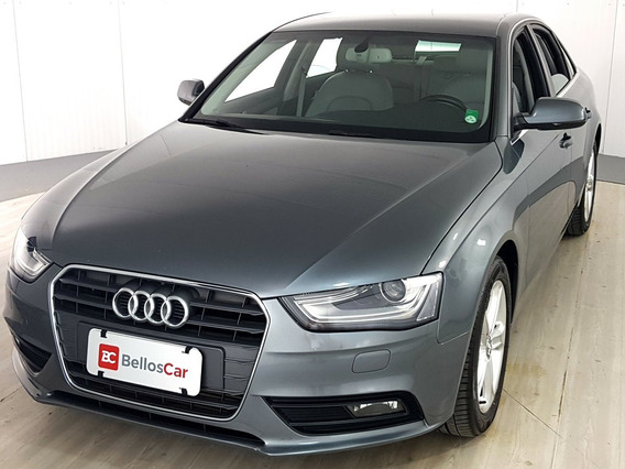 Audi A4 1.8 Tfsi Ambiente Gasolina 4p Multitronic 2014/2...
