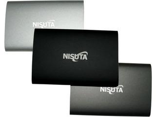 Gaveta Externa Nisuta Ns-gasa25 Para Disco Sata 2,5 Por Usb