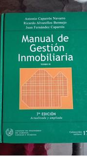 Manual De Gestion Inmobiliaria Tomo Ii, 7ma Edicion