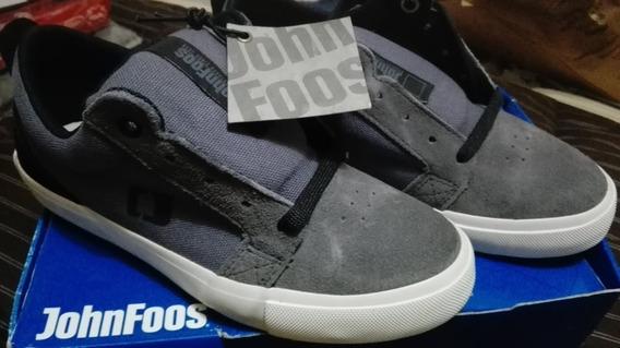 Zapatillas John Foos Originales. Nuevas, Con Caja Y Etiqueta