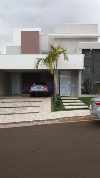 Casa À Venda Em Residencial Portal Do Lago - Ca252249