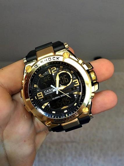 Relógio Esportivo De Luxo Resistente Importado De Grife