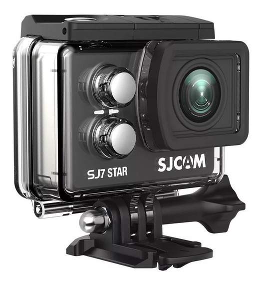 Camera Sj7 Star 4k C/ Wifi ! A Dor De Cabeça Para A Go-pro