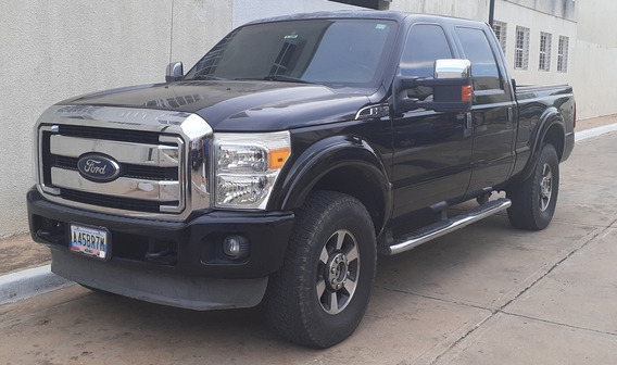 Super Duty F250 Doble Cabina 2013