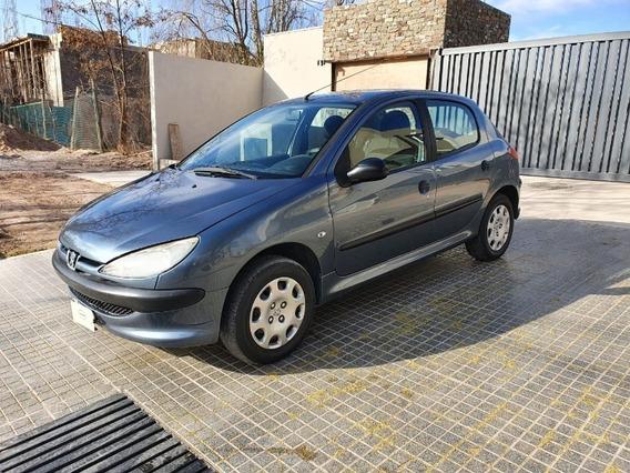 Peugeot 206 5ptas. 1.9d X-line