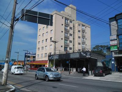 Apartamento Com 2 Dormitórios Para Alugar, 64 M² Por R$ 1.100/mês - Vila Galvão - Guarulhos/sp - Ap0284