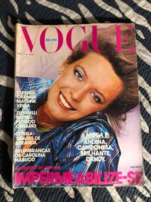 Vorevista Vogue Brasil 77 Moda Beleza Carmem Mayrink Veiga