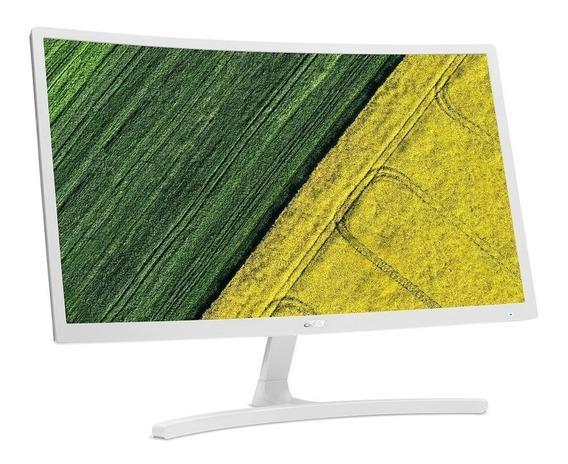 Monitor Curved Acer Ed242qr 23,6 75hz Full Hd