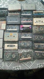 Antiguos Cassetes Gravadira 1000 Cu