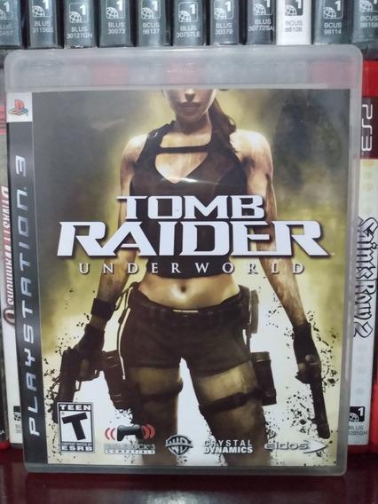 Tomb Raider Underworld Ps3   Parcelamento Sem Juros