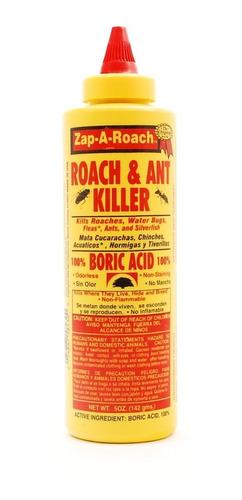 Mata Cucarachas Chiripas Importado Usa Incluye Aplicador