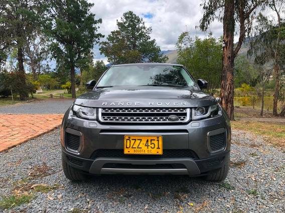 Range Rover Evoque Hsi4. 2000 Cc. 2017
