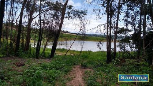 Chácara Com Acesso Ao Lago À Venda, 1175 M² Por R$ 190.000 - Caldas Novas/go - Ch0001