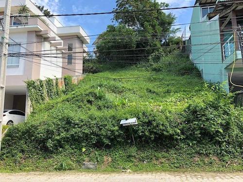 Imagem 1 de 4 de Terreno, 360 M² Por R$ 510.000 - Camboinhas - Niterói/rj - Te4822