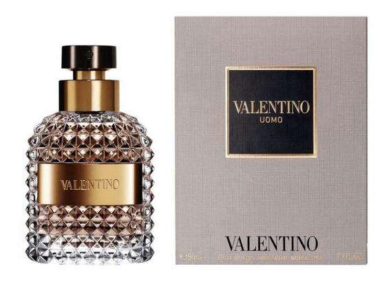 Perfume Valentino Uomo 50ml Edt - Original