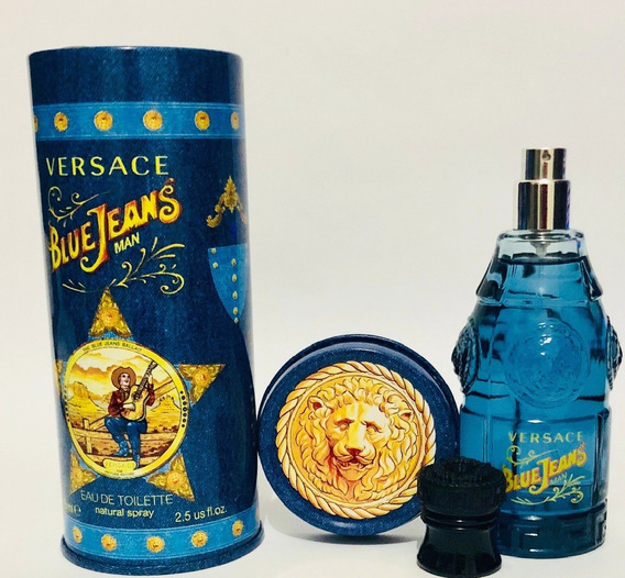 Blue Jeans Masculino Eau De Toilette 75ml