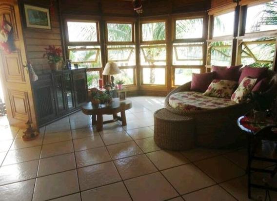 Ótima Casa Varanda 4 Qts Na Verde Ville Taquara - Cad281