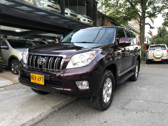 Toyota Prado Txl 3.0 At 2013