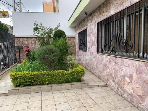 Casa À Venda, 170 M² Por R$ 750.000,00 - Rudge Ramos - São Bernardo Do Campo/sp - Ca0295