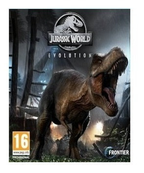 Jurassic World Evolution Pc-pc-dvd(midia Fisica)