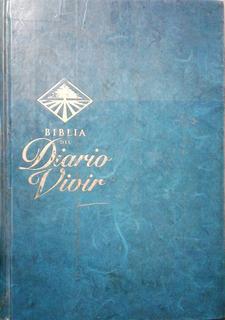 Libro Biblia Del Diario Vivir Texto Reina Valera 1960