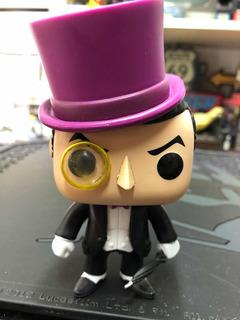 Funko Pop! The Penguin El Pingüino Tv Batman 1966 Sin Caja