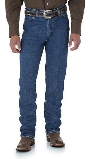 Jeans Wrangler Corte Vaquero Slim Fit Stonewashed