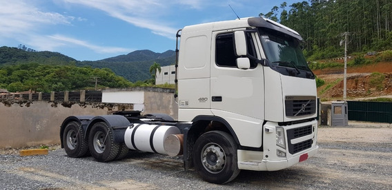 Volvo Fh13 480 6x4 Ano 2010