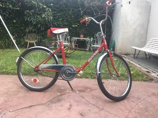 Bicicleta Plegable Rodado 24