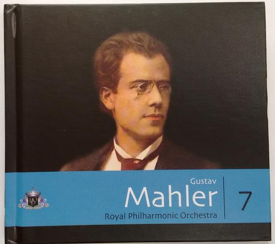 Cd Coleção Folha Música Clássica - Vol.7 Mahler - Com Livro