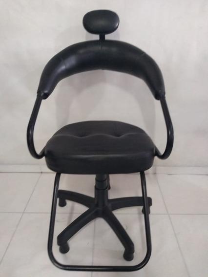 Cadeira De Salao Futurama Base A Gás