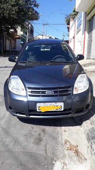 Ford Ka 2011 / Azul / Único Dono
