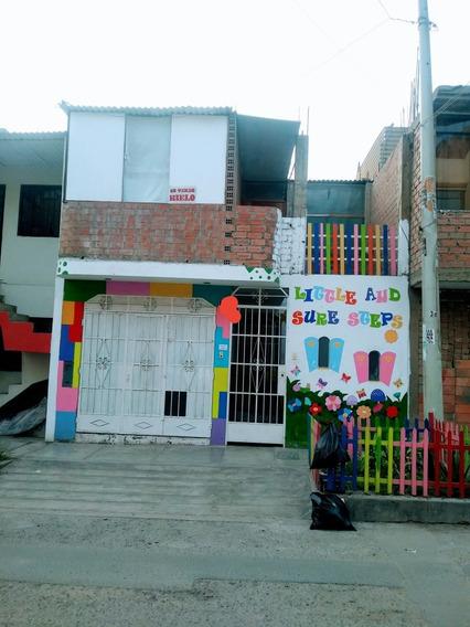 Hermosa Casa En Los Olivos Muy Cerca A Centros Comerciales