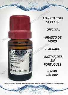 Ata - Tca 100% - Tricloroacético 10 Ml