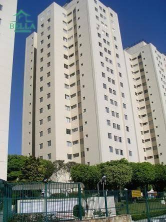 Apartamento Residencial À Venda, Parque Maria Domitila, São Paulo. - Ap0766