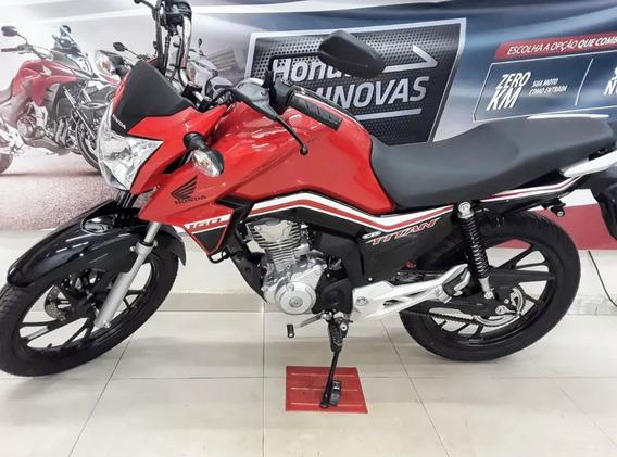 Honda Cg Titan 160 19/20