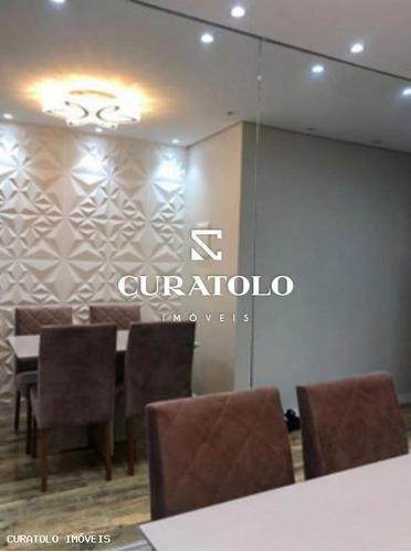 Apartamento Para Venda Em Osasco, Jardim Das Flores, 2 Dormitórios, 1 Banheiro, 1 Vaga - Artale_1-1729581