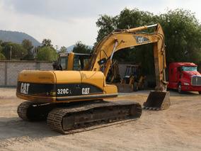 Excavadora Caterpillar 320cl 2006