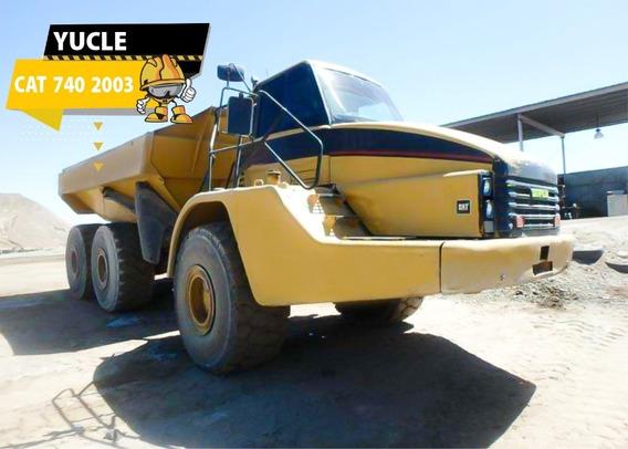 Yucle Cat 740 2003