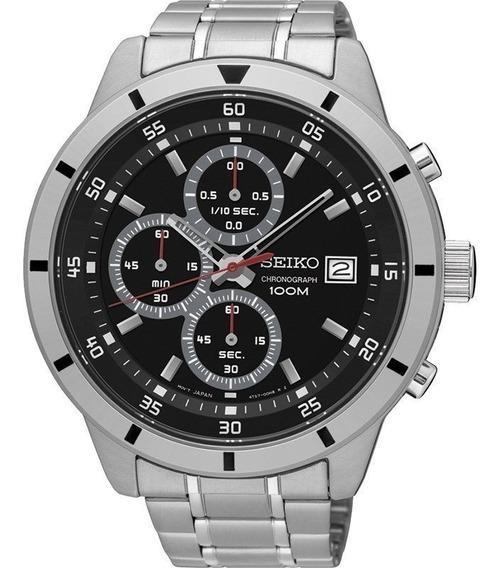 Relógio Seiko Masculino Cronógrafo Sks561