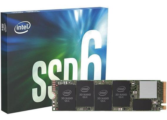 Ssd Intel 660p Series 1tb M.2 Nvme Ssdpeknw010t8x1