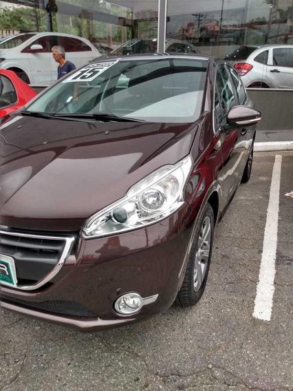 Peugeot 208 2015 1.6 16v Griffe Flex / Peugeot 208 2015