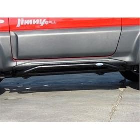 Estribos Laterais Tubo Protetor  Jimny 10/ Frete Gratis