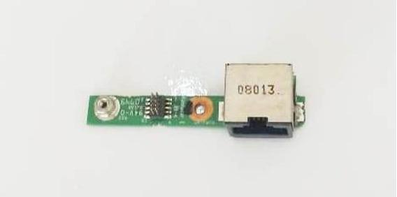 Placa Rede Positivo Z720 Z Séries 6-71-m54rz-d01 Gp