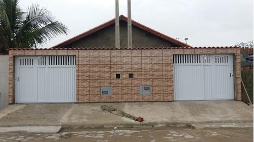 (ref: 3573) Casas - Itanhaém/sp - Jardim Laranjeiras