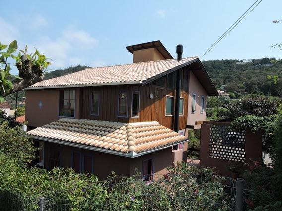 Casa Com 4 Dormitórios À Venda, 174 M² - Lagoa Da Conceição - Florianópolis/sc - Ca2280