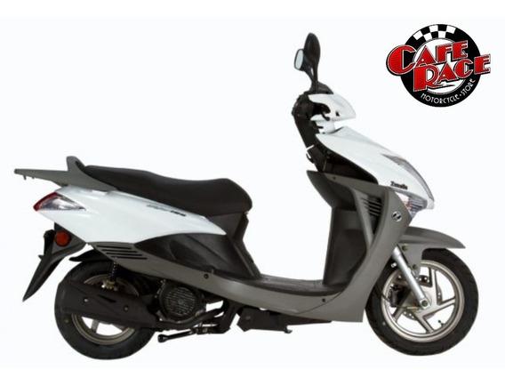 Scooter Zanella Styler 125 Rt Automática | Financiada!