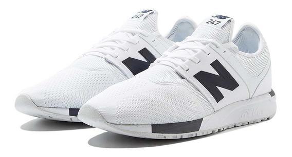 New Balance 247 Blancas Zapatillas New Balance en Mercado